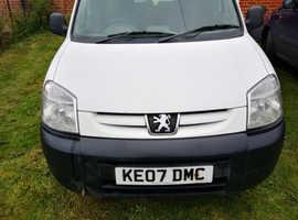 2007 Peugeot Partner Van for sale