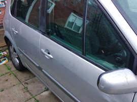Renault Megane, 2005 (55) Silver MPV, Automatic Petrol, 62,816 miles