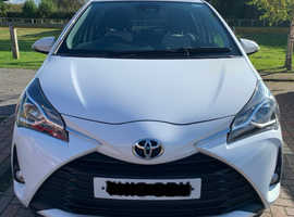 Toyota Yaris Hatchback 1.5 Icon Tech 5dr