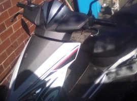 Wk wasp matador 50 cc