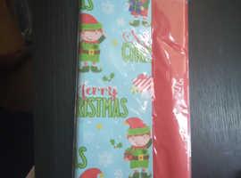 Elf tissue paper