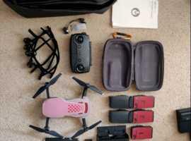 Mavric mini drone all the extras