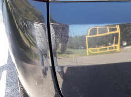 Fiat Doblo, 2011 (11) Black MPV, Manual Diesel, 79,400 miles
