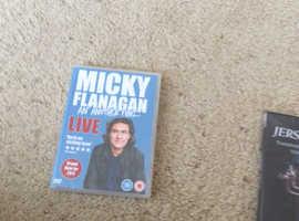 Micky Flanagan dvd still sealed