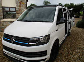 VW Transporter T6 Camper, Huge Spec