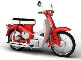 Honda c50 c70 0r c90 WANTED
