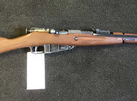6MM co2 powered Mosin Nagent