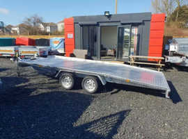 CAR TRANSPORTER 3000KG 5m x 2.1m ( 16.7ft x 7ft)