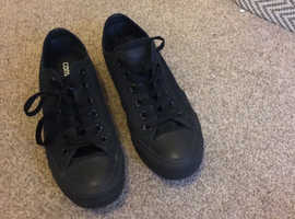 Allstar black converse