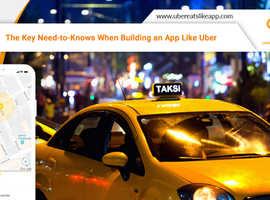Uber Clone, Taxi Booking App Development