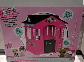 Little tikes lol playhouse