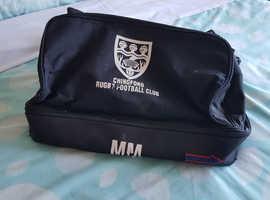 Chingford Rugby club kit bag
