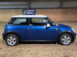 Mini MINI, 2007 (57) Blue Hatchback, Manual Petrol, 63,000 miles