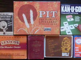 7 Vintage Card Games
