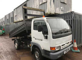 Nissan Cabstar diesel 2001 year breaking parts available