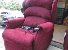 HSL ELECTRIC RISER AND RECLINER CHAIR