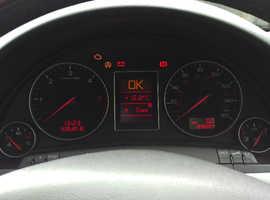 Audi A4, 2003 (53) Silver Saloon, Manual Diesel, 128,004 miles