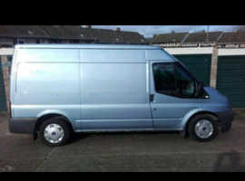 Ford transit 2.2 2006 newer shape spare or repair