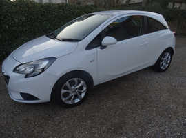 LOW MILES ONE OWNER Vauxhall Corsa 1.2i EXCITE 2015 (15) 3DR