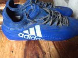 Adidas 16.3 X Tech Fit Size 7.5