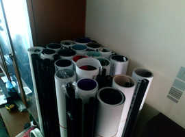 4FTX7FT CINEMA POSTERS BUINDLE/JOBLOT 19 IN TOTAL