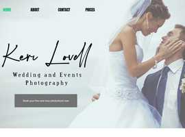 Wedding Photographer - Free one hour shoot