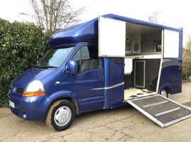Coachbuilt Unique 3.5 ton 6 seater
