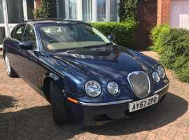 Jaguar S-TYPE, 2007 (57)   LOW MILEAGE.    FULL MOT