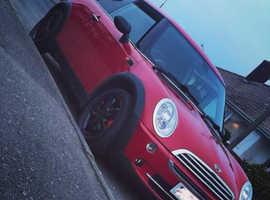 Mini MINI, 2004 (04) Red Hatchback, Manual Petrol, 107,382 miles