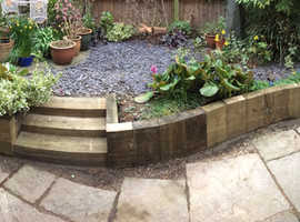 Garden maintenance position