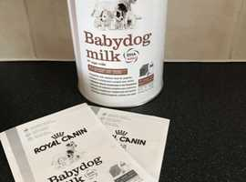 Royal Canin Puppy Milk unopened