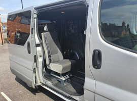 Vauxhall Vivaro WAV for sale