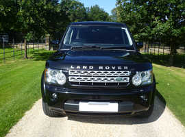 Land Rover Discovery 4 HSE , 2012 (62) Black Estate, Automatic Diesel, 62,313 miles