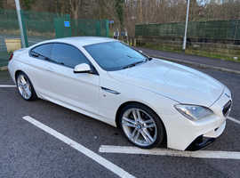 2015 BMW 640D M SPORT COUPE - TWIN TURBO