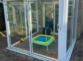 help needed to build a conservatory