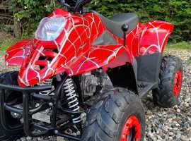Quad bike 125cc semi automatic transmission petrol 4 stroke mmx Spyder 2021 brand new