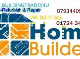 Plasterer, Tiler, Plumber, Damp proofing,Joinery, Driveways,Bathroom fitter