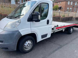 Recovery truck& trailer for sale