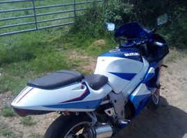 Suzuki GSXR 600cc S-RAD -- ** LOW MILEAGE--**