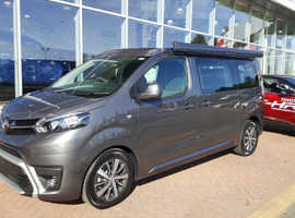 Toyota Proace 2.0 120bhp 6 speed manual by Wellhouse new conversion May build slot