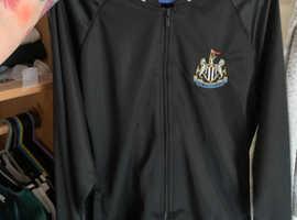 Newcastle united Retro jacket and shirt