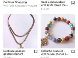 Have your Etsy shop with tagged products on Instagram