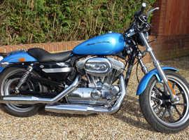 Harley Davidson Sportster XL 883 L Superlow 2010