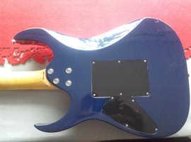 Electric guitar ibanez rg 270 bn