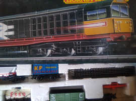HORNBY TRAIN SET...
