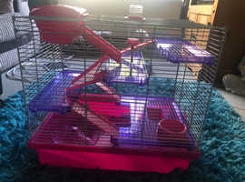 XL Rosewood hamster cage