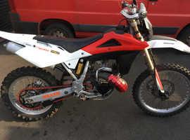 Husqvarna WR250 2 stroke