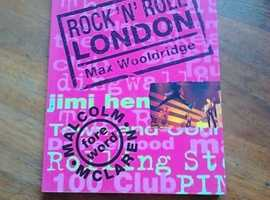 Rock and roll London Max Wooldridge