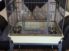 REDUCED - HQ Flat Open Bird Cage
