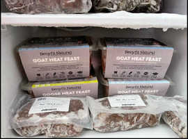 13kg Raw dog food